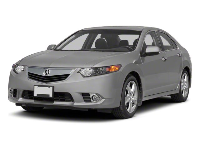 2012 Acura TSX 4dr Sdn I4 Auto
