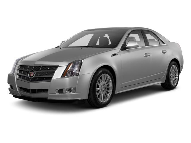 2012 Cadillac CTS Sedan Premium Security System Intermittent Wipers Variable Speed Intermittent W