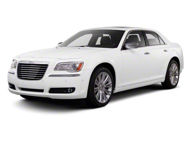 2012 Chrysler 300 300C Rear Wheel Drive Power Steering ABS 4-Wheel Disc Brakes Chrome Wheels T