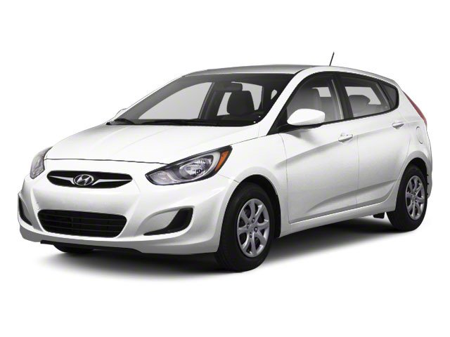 2012 Hyundai Accent GS Front Wheel Drive Power Steering 4-Wheel Disc Brakes Wheel Covers Steel