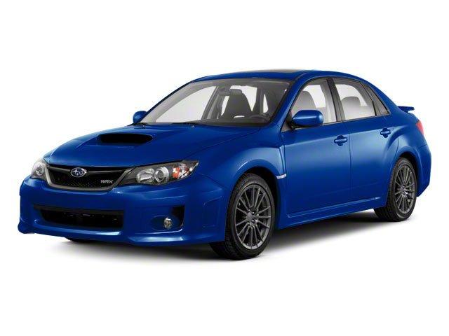 2012 Subaru Impreza Sedan WRX WRX 4dr Man WRX Turbocharged Gas Flat 4 2.5L/150 [10]