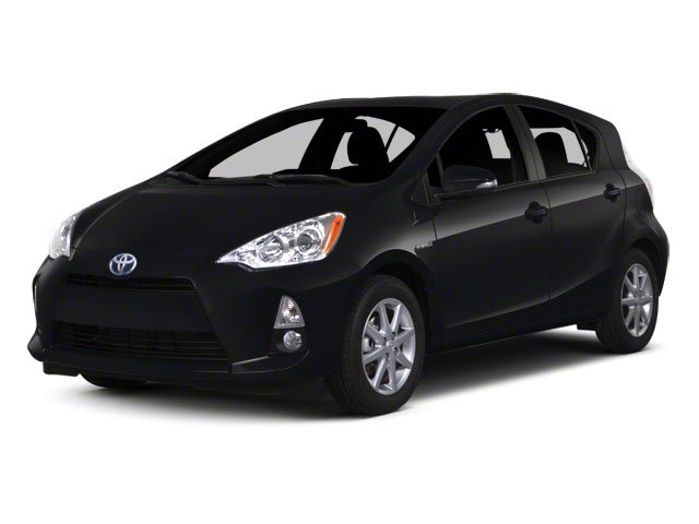 2012 Toyota Prius c Two 5dr HB Two Gas/Electric I4 1.5L/ [4]
