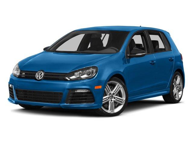 2012 Volkswagen Golf R R  Turbocharged Gas I4 2.0L/121 [12]