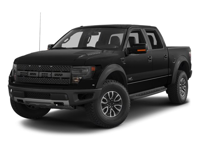 """2013 Ford F-150 SVT Raptor 4WD SuperCrew 145"""" SVT Raptor Gas V8 6.2L/379 [32]"""