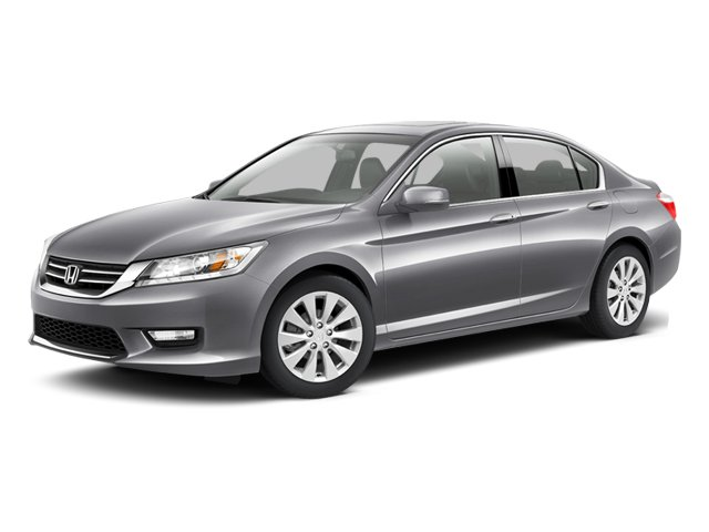 2013 Honda Accord Sdn EX-L  Gas V6 3.5L/212 [1]