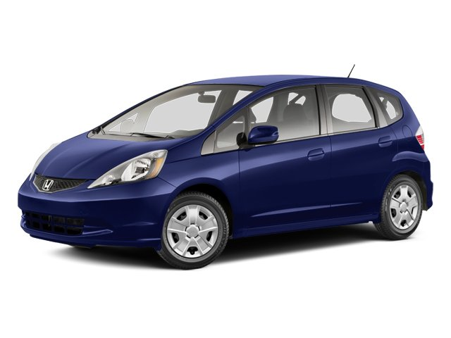 2013 Honda Fit Base 5dr HB Auto Gas I4 1.5L/91 [1]