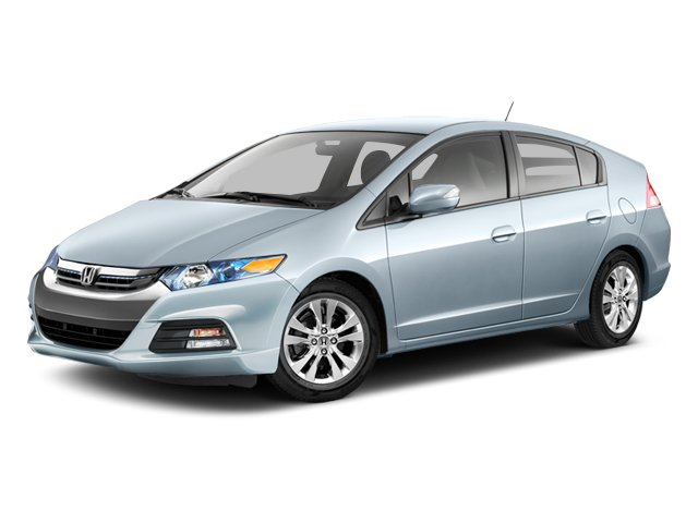 2013 Honda Insight EX  Gas/Electric I4 1.3L/82 [0]