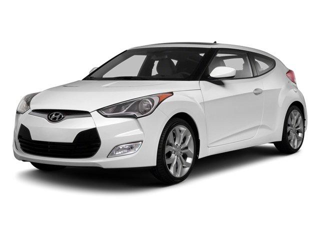 2013 Hyundai Veloster  Front Wheel Drive Power Steering 4-Wheel Disc Brakes Aluminum Wheels Rea