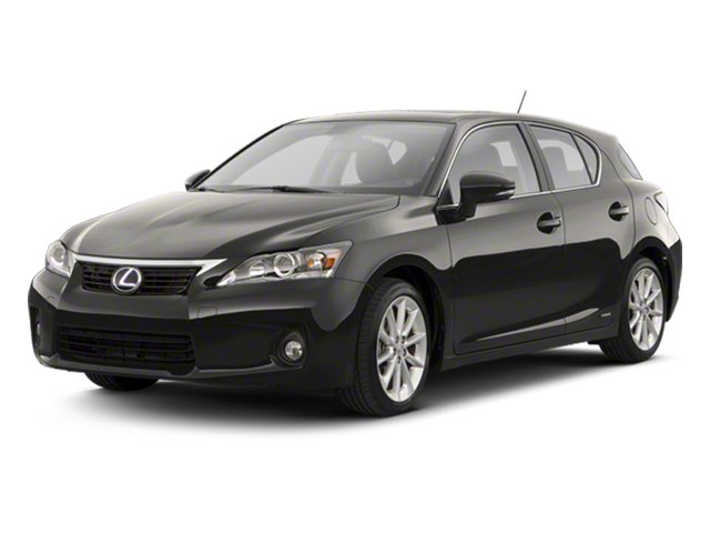 2013 Lexus CT 200h Hybrid 5dr Sdn Hybrid Gas/Electric I4 1.8L/110 [19]
