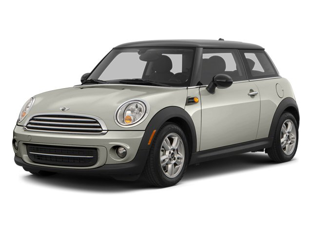 2013 MINI Cooper Hardtop Base Front Wheel Drive Power Steering 4-Wheel Disc Brakes Tires - Front