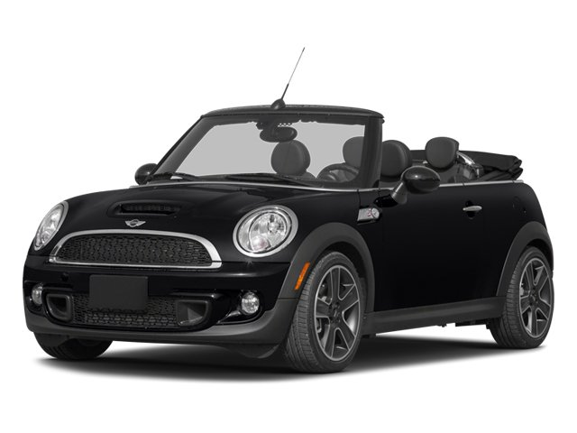 2013 MINI Cooper Convertible 2dr S