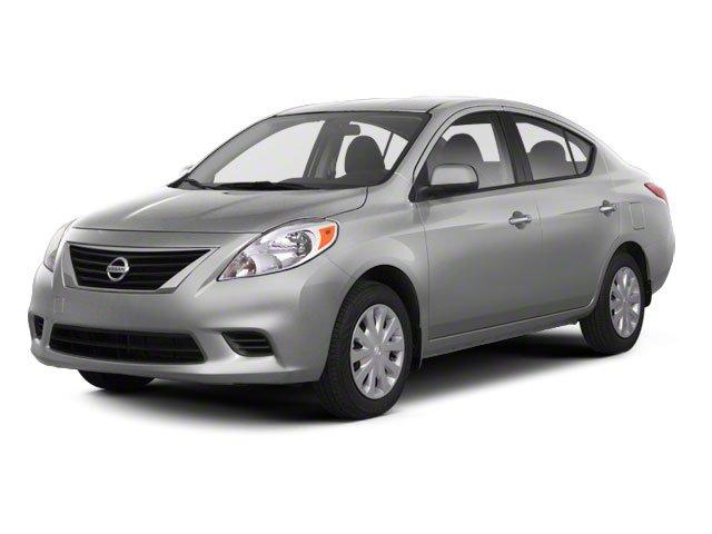2013 Nissan Versa  Front Wheel Drive Power Steering Front DiscRear Drum Brakes Tires - Front Al