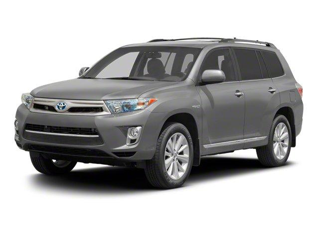 2013 Toyota Highlander Hybrid Limited 4WD 4dr Limited Gas/Electric V6 3.5L/211 [13]