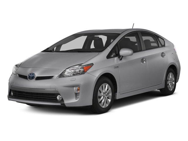 2013 Toyota Prius Plug-In C Keyless Start Front Wheel Drive Power Steering 4-Wheel Disc Brakes