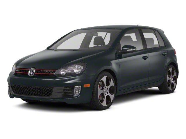 2013 Volkswagen GTI w/Sunroof & Navi 4dr HB DSG w/Sunroof & Navi PZEV *Ltd Avail* Turbocharged Gas I4 2.0L/121 [12]