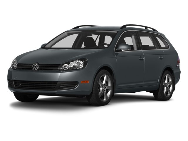 2013 Volkswagen Jetta SportWagen TDI w/Sunroof