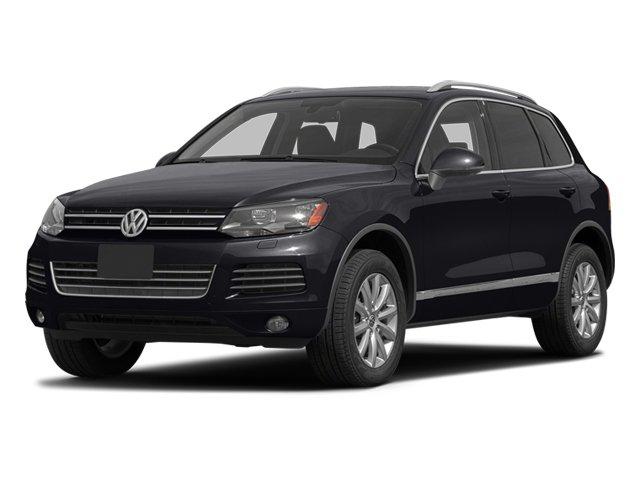 2013 Volkswagen Touareg VR6 FSI  Gas V6 3.6L/195 [2]
