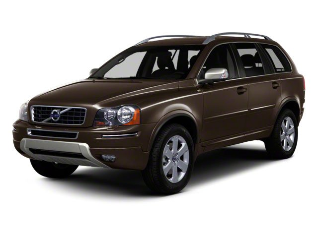 2013 Volvo XC90 32 Front Wheel Drive Power Steering 4-Wheel Disc Brakes Aluminum Wheels Tires