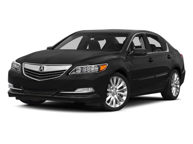 2014 Acura RLX Tech Pkg 4dr Sdn Tech Pkg Premium Unleaded V-6 3.5 L/212 [17]