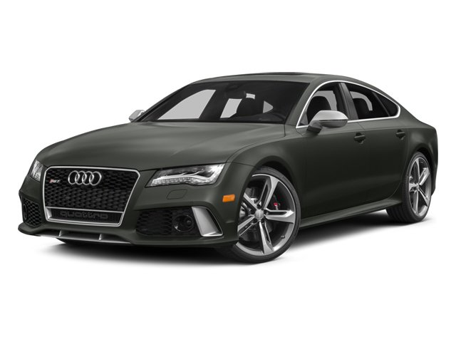 2014 Audi RS 7 Prestige 4dr HB Prestige Twin Turbo Premium Unleaded V-8 4.0 L/244 [1]