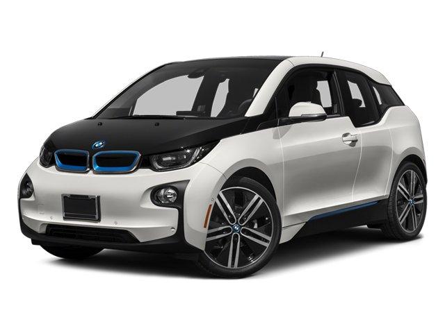 2014 BMW i3 RANGE EXTENDER HATCHBACK 4D 4dr HB w/Range Extender Electric/Gas 39.5 Cu.in. Range Extender [1]