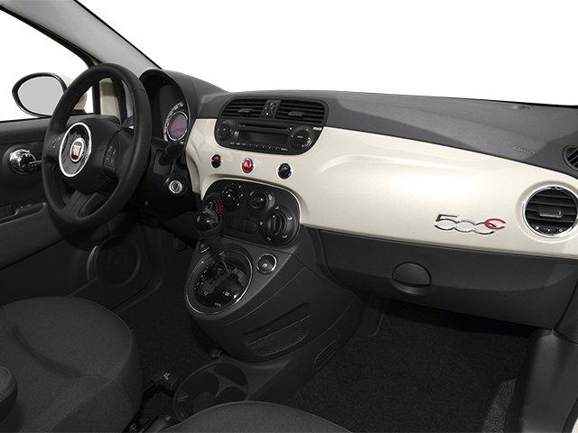2014 FIAT 500c GQ Edition Nero Puro (Straight Black)