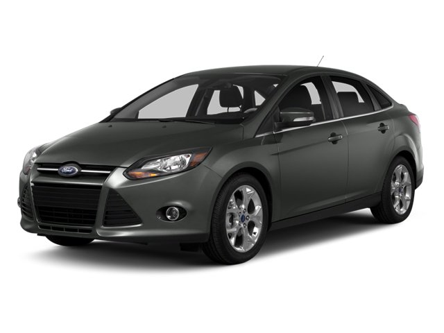 2014 Ford Focus SE 4dr Sdn SE Regular Unleaded I-4 2.0 L/122 [0]