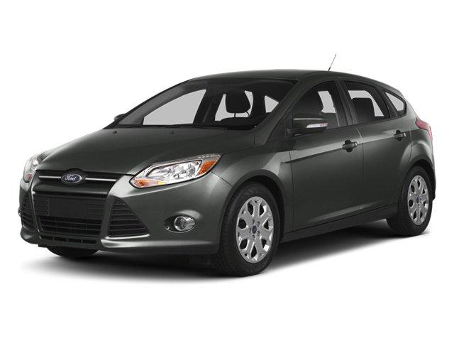 2014 Ford Focus Titanium 5dr HB Titanium Regular Unleaded I-4 2.0 L/122 [18]