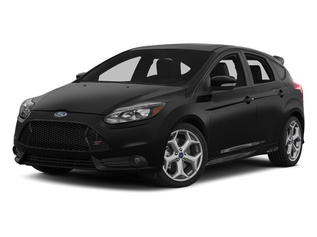 2014 Ford Focus ST 5dr HB ST Intercooled Turbo Premium Unleaded I-4 2.0 L/122 [17]