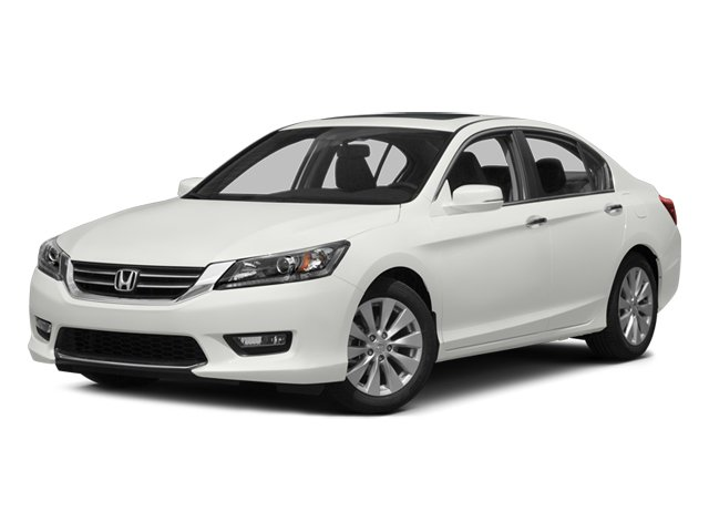 2014 Honda Accord EX-L 4dr I4 CVT EX-L Regular Unleaded I-4 2.4 L/144 [0]