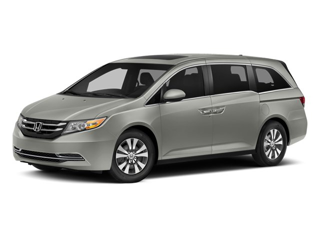 2014 Honda Odyssey EX-L  Regular Unleaded V-6 3.5 L/212 [3]