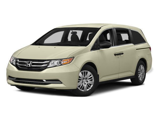 2014 Honda Odyssey LX 5dr LX Regular Unleaded V-6 3.5 L/212 [1]