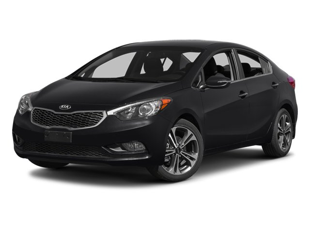 2014 Kia Forte LX 4dr Sdn Auto LX Regular Unleaded I-4 1.8 L/110 [12]