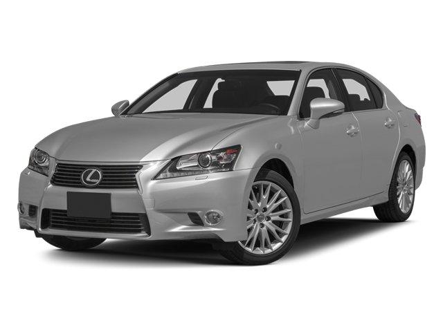 2014 Lexus GS 350 350 Rear Wheel Drive Power Steering ABS 4-Wheel Disc Brakes Brake Assist Alu