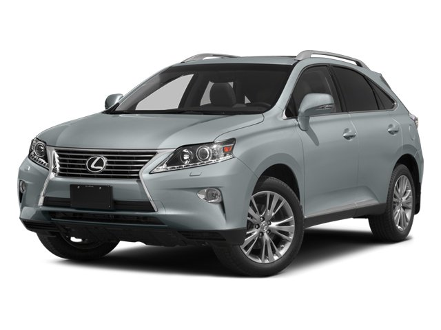 2014 Lexus RX 350 350 FWD 4dr Regular Unleaded V-6 3.5 L/211 [1]
