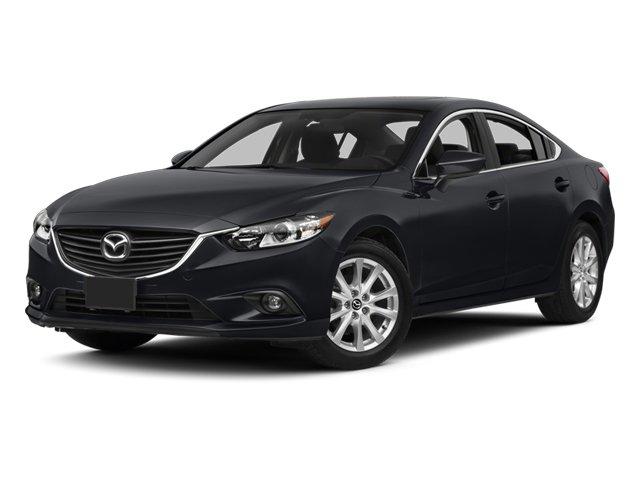 2014 Mazda Mazda6 i Touring  Regular Unleaded I-4 2.5 L/152 [6]