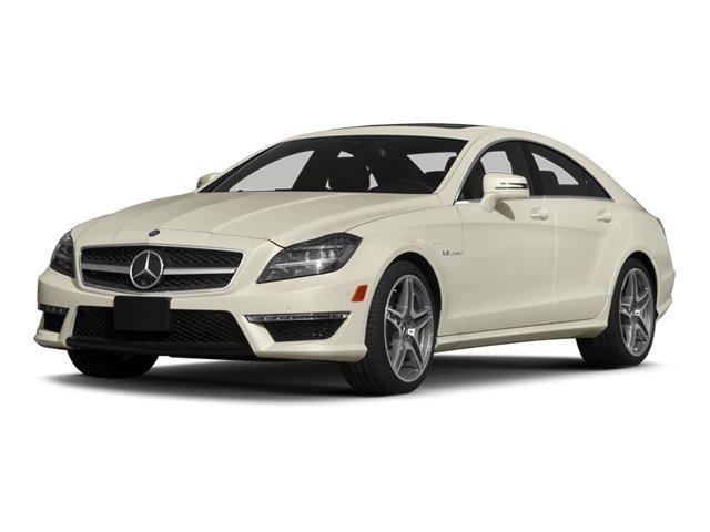 2014 Mercedes-Benz CLS-Class CLS 63 AMG S-Model