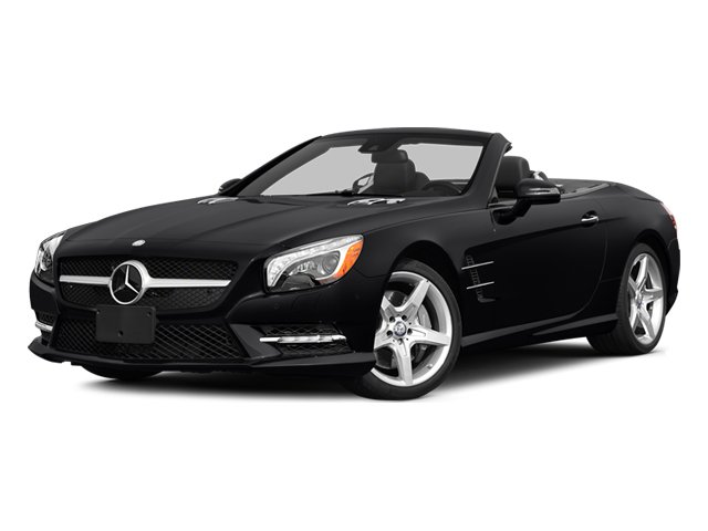 2014 Mercedes-Benz SL-Class SL 550 2dr Roadster SL 550 Twin Turbo Premium Unleaded V-8 4.7 L/285 [5]