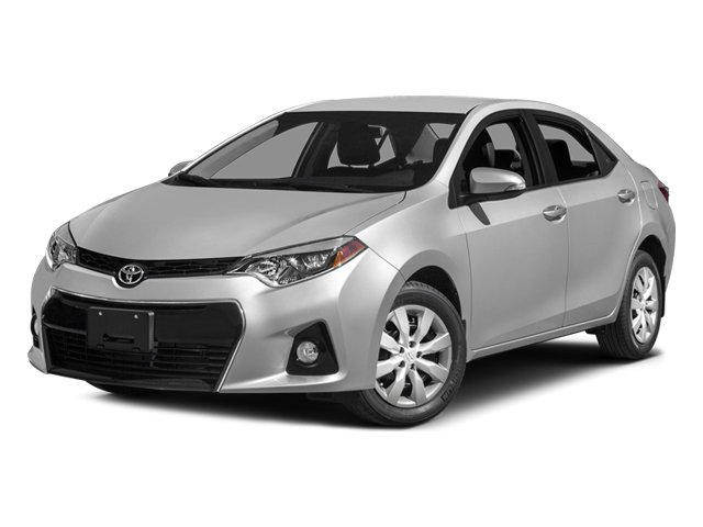 2014 Toyota Corolla S 4dr Sdn CVT S Regular Unleaded I-4 1.8 L/110 [0]