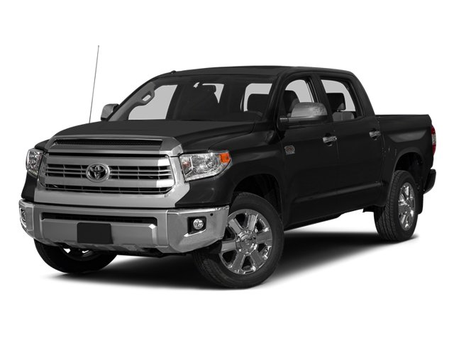 2014 Toyota Tundra 4WD Truck Platinum CrewMax 5.7L FFV 4WD  Regular Unleaded V-8 5.7 L/346 [1]