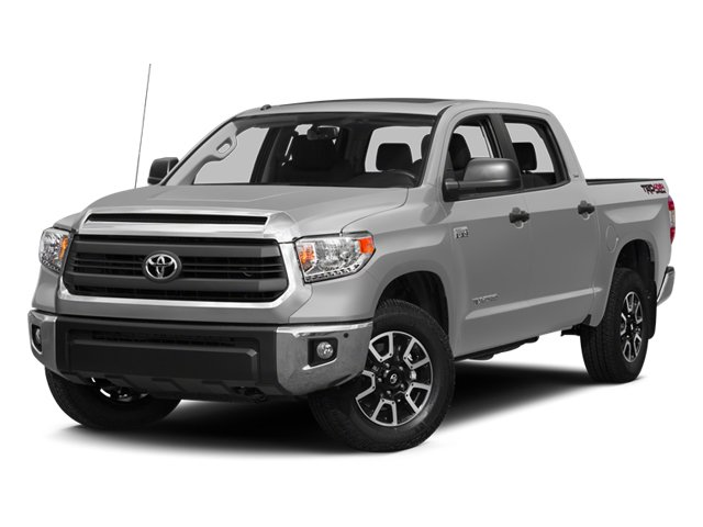 2014 Toyota Tundra 4WD Truck SR5 CrewMax 5.7L FFV V8 6-Spd AT SR5 Regular Unleaded V-8 5.7 L/346 [8]