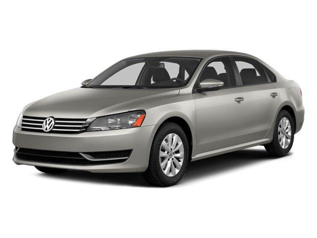 2014 Volkswagen Passat Wolfsburg Ed FWD  Intercooled Turbo Regular Unleaded I-4 1.8 L/110 [6]
