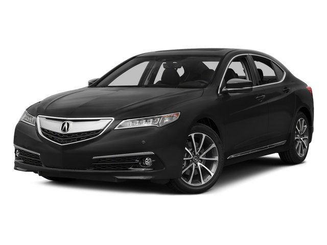 2015 Acura TLX V6 Advance 4dr Sdn FWD V6 Advance Premium Unleaded V-6 3.5 L/212 [9]