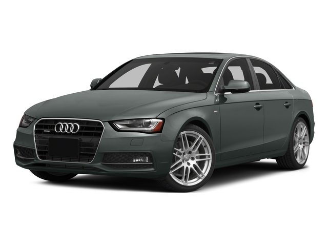 2015 Audi A4 Premium 4dr Sdn CVT FrontTrak 2.0T Premium Intercooled Turbo Premium Unleaded I-4 2.0 L/121 [4]