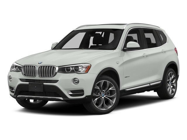 2015 BMW X3 xDrive35i Turbocharged All Wheel Drive Power Steering ABS 4-Wheel Disc Brakes Brak