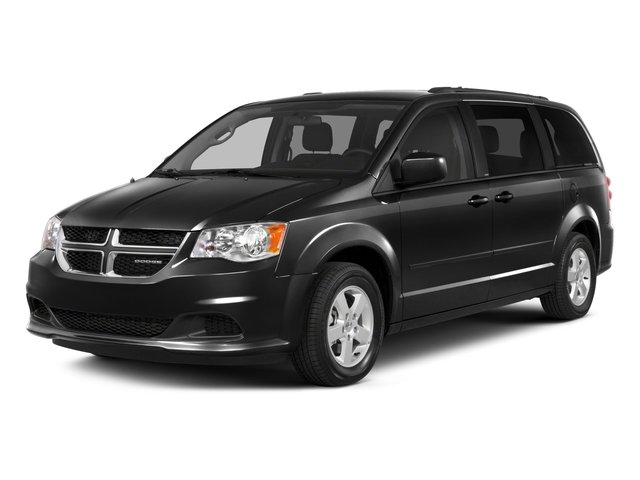 2015 Dodge Grand Caravan  Front Wheel Drive Power Steering ABS 4-Wheel Disc Brakes Brake Assist