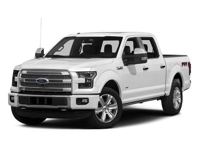 2015 Ford F-150 Lariat SuperCrew 5.5-ft. Bed 4WD  Ecoboost 3.5L V6 [14]