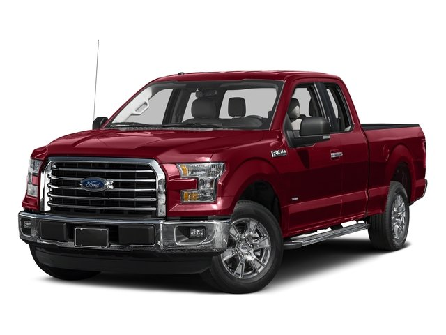 2015 Ford F-150 XL SuperCab 6.5-ft. Bed 2WD  Regular Unleaded 2.7 L EcoBoost [5]