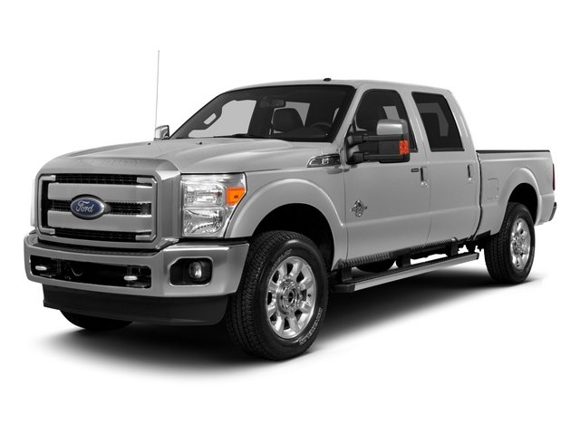 2015 Ford Super Duty F-250 SRW Lariat Crew Cab Long Bed 4WD  Intercooled Turbo Diesel V-8 6.7 L/406 [20]
