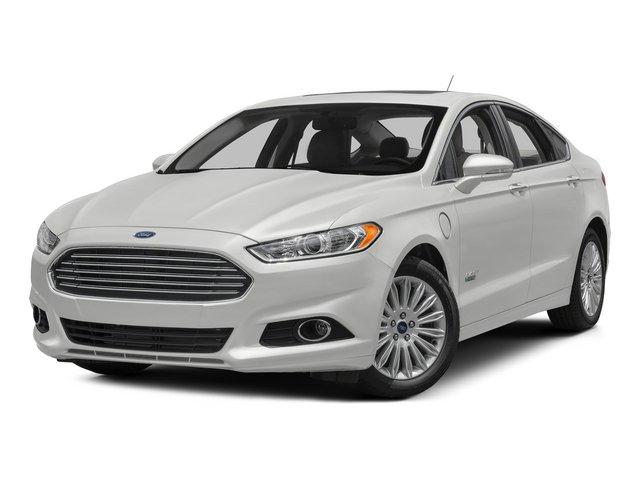 2015 Ford Fusion Energi Titanium 4dr Sdn Titanium Gas/Electric I-4 2.0 L/122 [1]